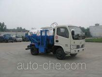 Jieli Qintai QT5050GYL3 liquid waste tank truck
