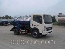 Jieli Qintai QT5075GXWDFA sewage suction truck