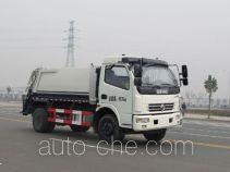 琴台牌QT5080ZYSDFA4型压缩式垃圾车