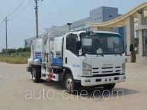 Jieli Qintai QT5100ZZZ self-loading garbage truck