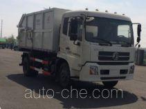 琴台牌QT5120ZLJE5型自卸式垃圾车