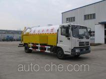 Jieli Qintai QT5121GSTTJ3 sewer flusher combined truck