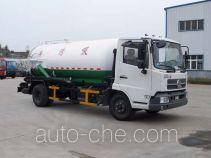 Jieli Qintai QT5121GXWB3 vacuum sewage suction truck