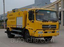 Jieli Qintai QT5127GQX street sprinkler truck