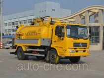 Jieli Qintai QT5127GXW sewage suction truck