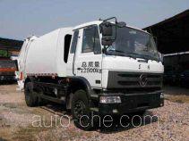 Jieli Qintai QT5130ZYS3 garbage compactor truck