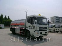 Jieli Qintai QT5160GHYTJ3 chemical liquid tank truck
