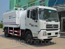 Jieli Qintai QT5160GQW sewer flusher and suction truck