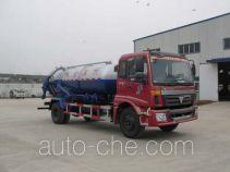 Jieli Qintai QT5160GXWB3 вакуумная илососная машина