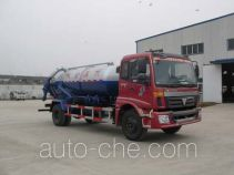Jieli Qintai QT5160GXWB3 vacuum sewage suction truck