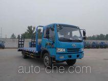 Jieli Qintai QT5160TPBCA3 flatbed truck