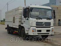 Jieli Qintai QT5160TXS street sweeper truck