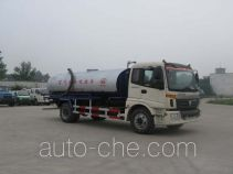 Jieli Qintai QT5163TZXB3 biogas digester residue suction truck