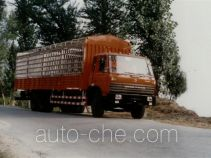琴台牌QT5200CLX型仓栅式运输车