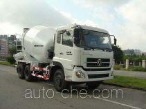 琴台牌QT5251GJBA3型混凝土搅拌运输车