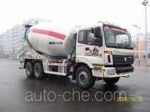 琴台牌QT5253GJBBJ3型混凝土搅拌运输车