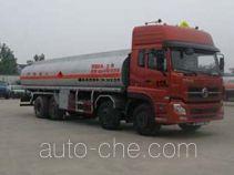 Jieli Qintai QT5310GHYDL8 chemical liquid tank truck
