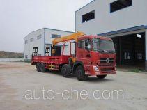Jieli Qintai QT5310JSQTL3 truck mounted loader crane