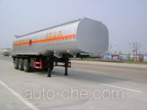 Jieli Qintai QT9402GHY chemical liquid tank trailer