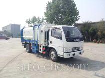 赛哥尔牌QTH5078ZZZ型自装卸式垃圾车