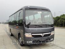爱维客牌QTK6750HLEV1型纯电动客车