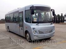 爱维客牌QTK6800HLEV型纯电动客车