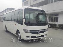 爱维客牌QTK6810BEVH1F型纯电动客车