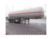 Wenfeng QTK9400GYQ liquefied gas tank trailer
