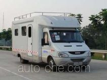 Qixing QX5050XCX blood collection medical vehicle