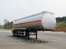 Qixing QXC9350GRY flammable liquid tank trailer