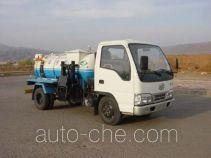 Jieshen kitchen waste collection tank truck