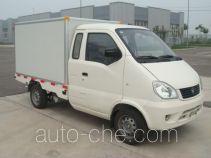清源牌QY5020XXYBEVYC型纯电动厢式运输车