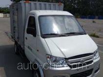 清源牌QY5030XXYBEVYL型纯电动厢式运输车