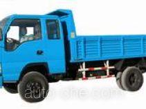 一汽四环牌QY5820PD型自卸低速货车