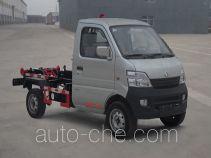 Dongfang Qiyun QYH5020ZXXE5 detachable body garbage truck