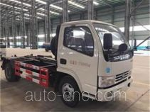 Dongfang Qiyun QYH5070ZXXE detachable body garbage truck