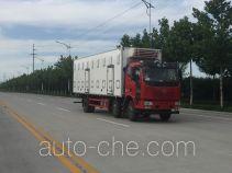 Qingchi QYK5250XCQ chicken transport truck