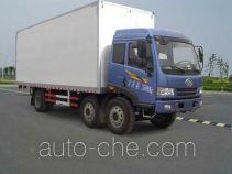 青驰牌QYK5251XBW型保温车