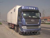 Qingchi QYK5312XBW1 автофургон изотермический