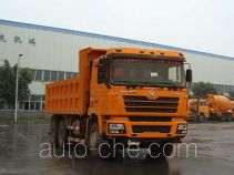 Zhongte QYZ3255DM324 dump truck