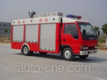 Rosenbauer RY5055TXFQJ80 fire rescue vehicle
