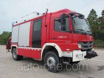 Yongqiang Aolinbao RY5122TXFJY100/A пожарный аварийно-спасательный автомобиль