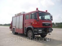 Yongqiang Aolinbao RY5141TXFJY100E пожарный аварийно-спасательный автомобиль