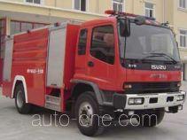 Rosenbauer Yongqiang RY5155GXFGY65 liquid supply tank fire truck