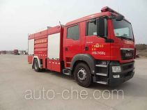 Yongqiang Aolinbao RY5171GXFPM60/01 пожарный автомобиль пенного тушения