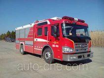 Yongqiang Aolinbao RY5187GXFAP50/A пожарный автомобиль тушения пеной класса А