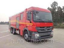 Yongqiang Aolinbao RY5262GXFPM100/B foam fire engine