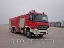 Yongqiang Aolinbao RY5292GXFSG120/N пожарная автоцистерна