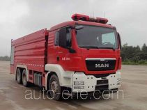 Yongqiang Aolinbao RY5331GXFGY180 пожарная автоцистерна обеспечения