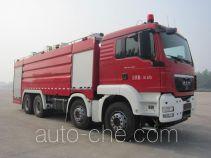 Yongqiang Aolinbao RY5358GXFSG180A пожарная автоцистерна